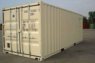 Sale 20' New Build Shipping Containers Ex Perth