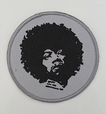 JIMI HENDRIX Embroidered Rock Band Sew On Patch UK SELLER Patches