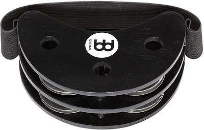 MEINL FOOT TAMBOURINE. Ideal for drummers and Cajon players. Fast Delivery!