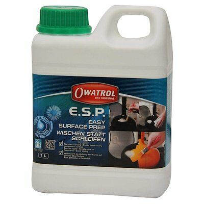 Owatrol E.S.P ESP Easy Surface Prep Preparation Primer 1 LITER New