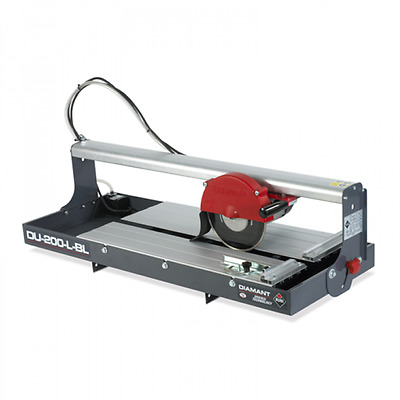 Rubi DU-200-L Bridge Wet Saw 230v 25973 Without Stand