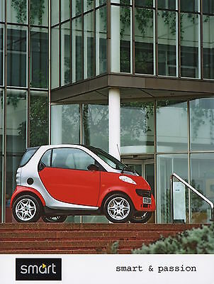 Smart ForTwo Passion Press Photographs x 3