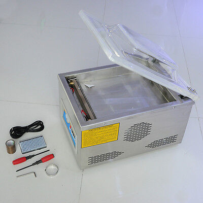 MT8 Commercial Vacuum Sealer System Food Sealing Machine Kitchen Storage Packing