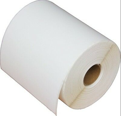 4 Rolls 4x6 Direct Thermal Shipping Labels - 250/roll - Zebra 2844 ZP450 Eltron
