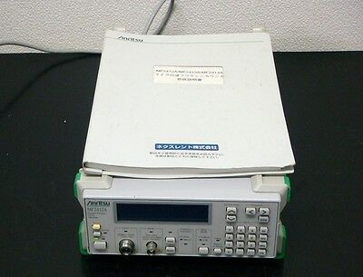 ANRITSU MF2412A /03 10Hz-20GHz Microwave Frequency Counter