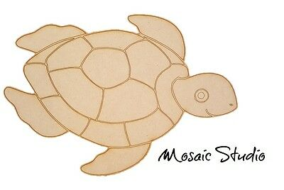 Turtle - Wooden Cut-out - 400x300mm