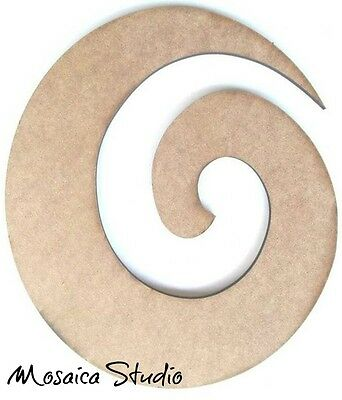 Koru - Wooden Cut-out