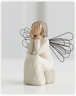ANGEL OF CARING Willow Tree figurine 26079 New