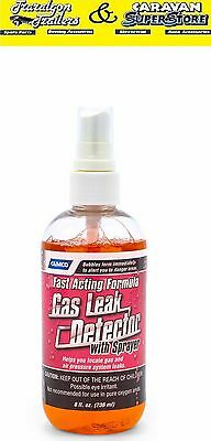 Gas & air pressure leak leaks detector sprayer fast acting bottle fitting ACC357