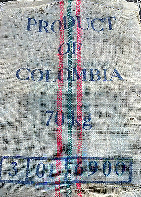 10 kg COLOMBIAN Supremo Medellin RAW GREEN Coffee beans