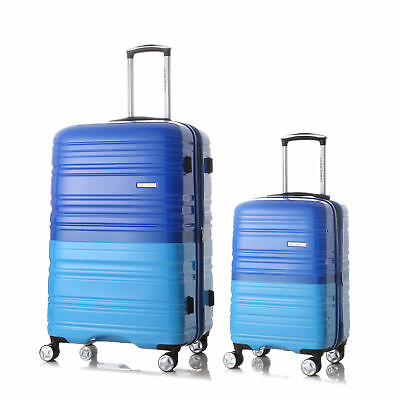 "20""-28"" Luggage Set Spinner wheels Trolley Suitcase TSA Lock Travel Carry on Bag"