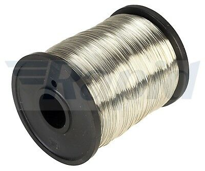 Unistrand 500G TINNED 28 SWG Reel 28 Tinned Copper Wire