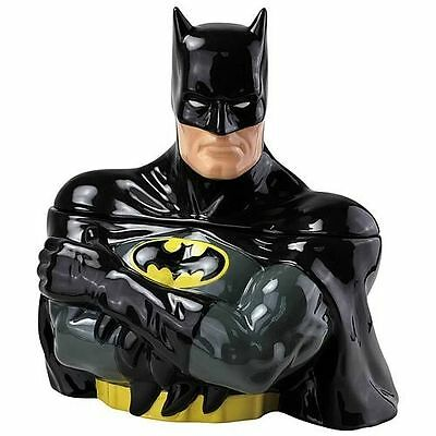 Batman Cookie Jar DC Comics Super Hero Westland Giftware
