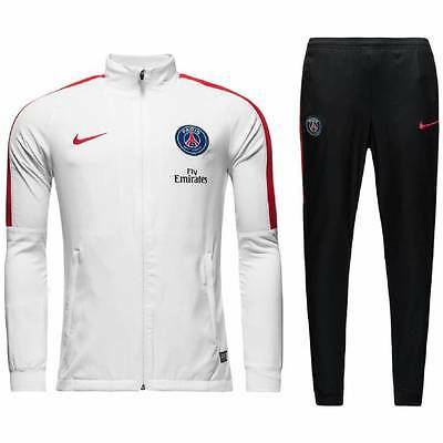 Nike Paris Saint Germain Squad Woven Tracksuit 2016/17 - Mens