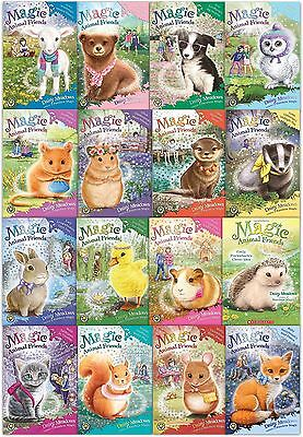 Magic Animal Friends Collection  Daisy Meadow 8 Books Boxed Gift Set (1 to 8)