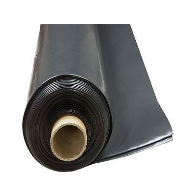 DAMP PROOF MEMBRANE 1,2,3,4,5,6,7,8,10M LENGTH X 4 M WIDE-300MU/1200g HEAVY DUTY