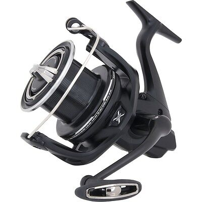 Shimano NEW Ultegra Black 14000 XTD Instant Drag Carp Fishing Reel - Free P+P