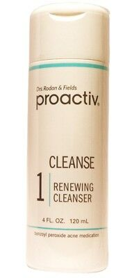 Proactiv 4oz Renewing Cleanser 60 day Proactive Solution  GENUINE USA VERSION