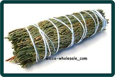 "Cedar Smudge 4"" to 5"" Stick House Cleansing Negativity Removal WHOLESALE"