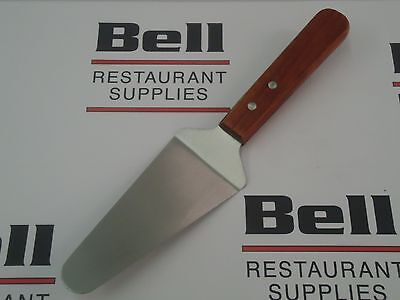 """*NEW* Update WPS-6 Wood Handle 6"""" Pie / Pizza Server - FREE SHIPPING!"""