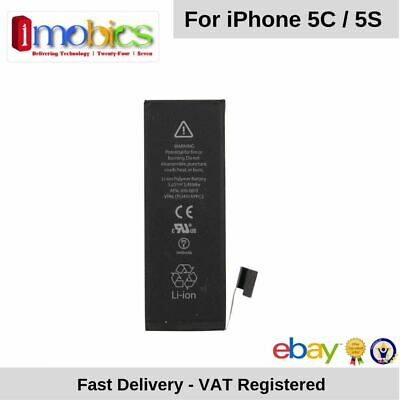 For iPhone 5C A1507 Internal Replacement Battery 1510 mAh