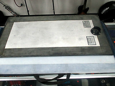 Air Sled Appliance Mover Beam with 2 Polypropylene carpet protector runners