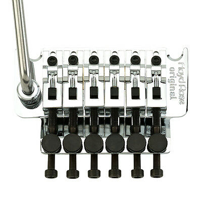 Tremolo Floyd Rose Original Chrome Frt100 Lefthand Gaucher R3