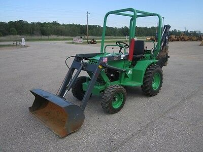 2011 Terramite T5C Loader Backhoe with only 230 hours