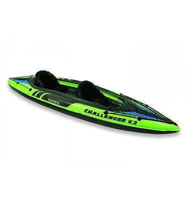 Kayak Gonflable 2 Places Challenger K2 INTEX - NEUF