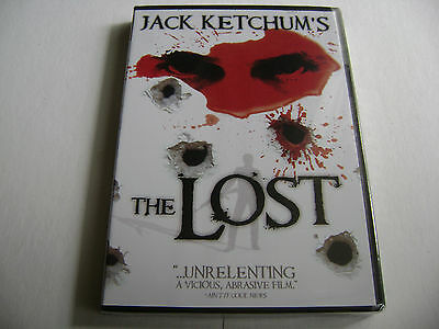 Jack Ketchum's The Lost (DVD, 2008) Brand New Factory Sealed