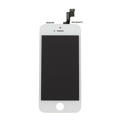 iPhone 5S White  LCD SCREEN DISPLAY DIGITIZER ASSEMBLY REPLACEMENT  AAA QUALITY