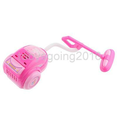 Fun Boys Girls House Cleaner Role Play Pretend Toy Electric Appliances Gift