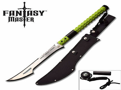 Fantasy Master Fantasy Short Sword (68.8cm) Compass + Sheath - Brand New