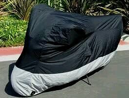 Extra Large Waterproof Motorcycle Cover