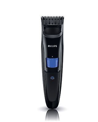 Philips QT4000 Mens Beard Trimmer Cordless Stubble Trimmers Clipper Grooming NEW