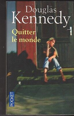 Douglas Kennedy - Quitter le monde - TB - Pocket