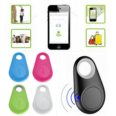 Wallet Finder Track Mini GPS Tracker Bluetooth Baby Key Pet GPS Locator Alarm GN