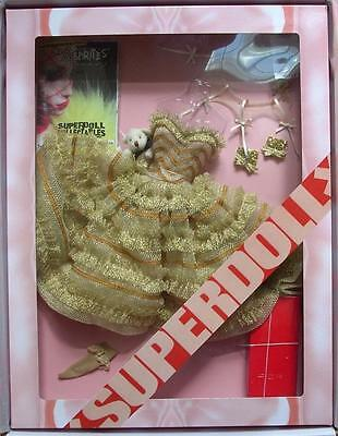 "16"" FBR Sybarite Superfrock Superdoll~Glitter Tit Outfit~SYB/777~NIB~NRFB"
