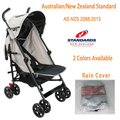 Free Postage New 3 Wheels Baby Pram Stroller Kids Toddler Child Children