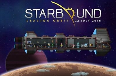Starbound Digital Download [Steam] [PC] [FR/EU/US/AU/MULTI]
