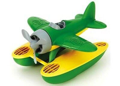 Seaplane child toy Green NEW Green Toys