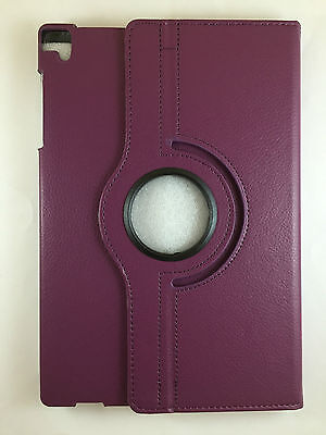 "Funda Giratoria 360º Tablet Bq Aquaris E10 10.1"" - Morado"