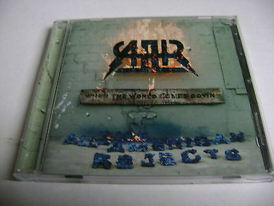 The All-American Rejects - When the World Comes Down (CD, 2008, DGC)