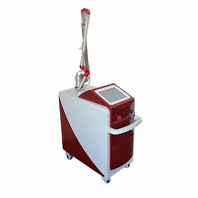 high power Effective electrical Q Switch ND YAG Laser Tattoo Removal Machine ME