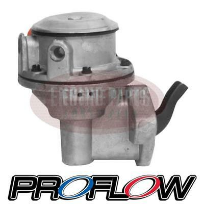 Chrome Mechanical Fuel Pump 7.5 Psi Suit Small Block Chev V8 283 307 327 350 400