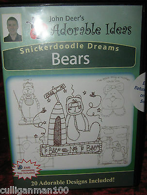 Adorable Ideas Snicker-doodle Dreams Bears by John  Deer (2016-233)