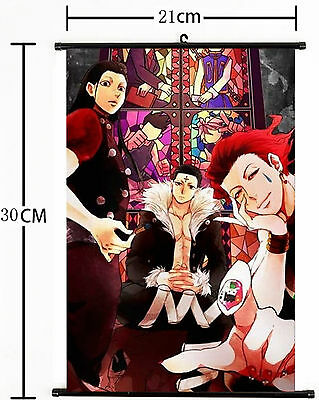 Japan Anime Hunter X Hunter home decor Wall Scroll Poster 663