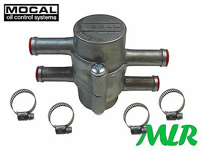 "Mocal Ot/1 1/2"" Oil Cooler Thermostat Saxo 106 205 306 Golf Gti Calibra Turbo Sq"