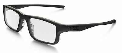 *NEW AUTHENTIC* OAKLEY VOLTAGE 0OX8049 01 SATIN BLACK FRAME Size 55mm