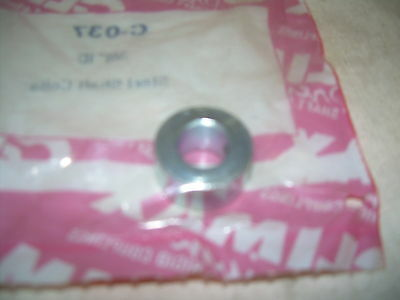 CLIMAX METAL C-037 STEEL SHAFT COLLAR  Set Screw  (5pcs)  3/8 In  NEW IN PACKAGE